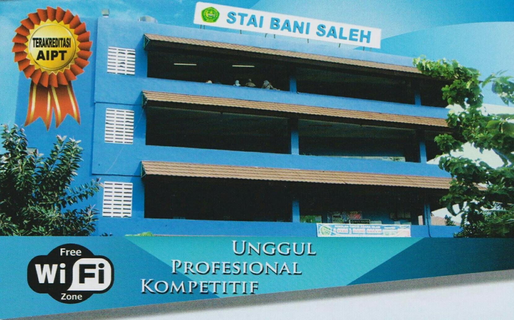 Gedung STAI Bina Saleh, Bekasi.